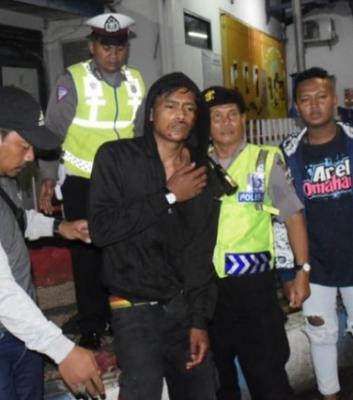 Ini yang Ditemukan Polisi Kota Pasuruan Saat Operasi Malam Minggu