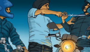 Polisi Tangkap 3 Pembalap Liar yang Bunuh Remaja dengan Busur dan Badik